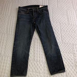 Rag & Bone Men's Standard Issue Fit2Slim Jeans 30w